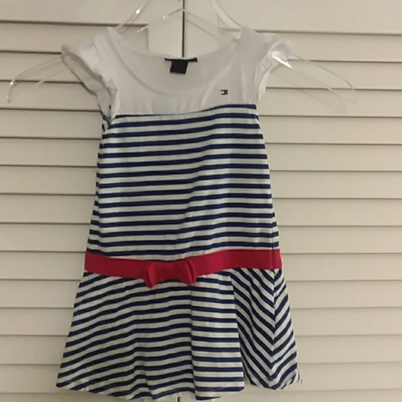 Tommy Hilfiger Other - Tommy Hilfiger 4T girls Red, White, and Blue Dress